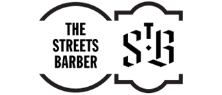 the street barber logo