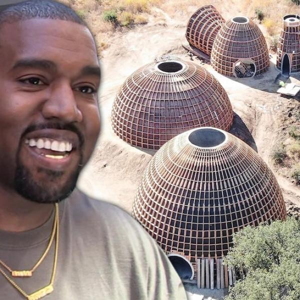 Kanye West Reveals New Housing Project
